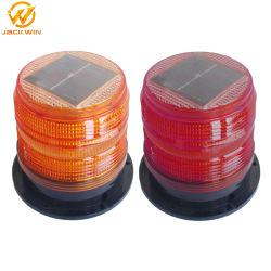 Magnetsockel, rot/gelb Blinkende LED, Warnleuchte für Solarenergie