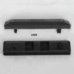 Digger la almohadilla de goma Fabricación, S1800 S1900 Pavimentadora oruga de caucho elástico
