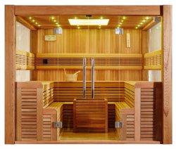 Sein kann kundenspezifischer Freizeit und Gesundheit Harvia Heizungs-trockener Sauna-Raum (M-6046)