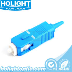 Sc Sm 0,9 mm/2,0 mm/3.0mm connecteur optique Pre-Radiused zircone ferrule avec 2,5 mm