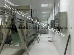 Het Landbouwbedrijf van Chickne en de Lijn van de Machine van de Slachting