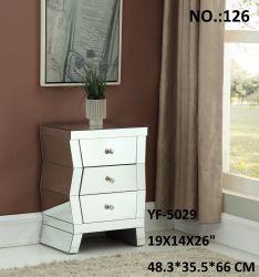 Tables de Chevet miroir vénitien de haute qualité mobilier de maison