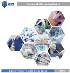 O plástico do molde de injeção para Dispositivos Médicos/Medical Precision Ferramentaria/China Medical Molde Maker/molde plástico