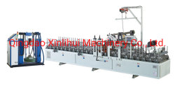 UPVC 프로파일 컬러 라미네이션 기계 목재 기계류 유압 프레스 알루미늄 도어 유리용 제작 유리창 자동 압연 셔터