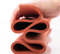 1-10mm X 1m X 10m esponja de espuma de silicone de alta temperatura para a tabela de ferro (3A1002)