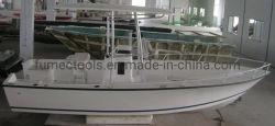 Fibergalss Barco de Pesca Consola central 5.95 metros de comprimento