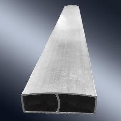 6082/6016/6xxx High-end алюминиевого сплава штампованный профиль бампера для автомобильной промышленности