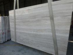 Строительный материал белого или серого цвета/древних/затем просушите/Gingko древесины деревянные мраморный полированный/Отточен плитки/слоев REST/столешницами для установки на стену/пол/кухня и ванная комната/цокольный этаж