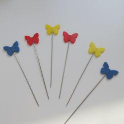 46мм длины шитья пластиковые головки блока цилиндров в виде бабочки формы прямой разведению штифты