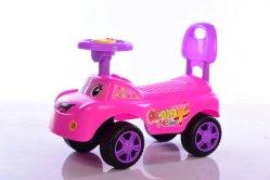 De Rit van jonge geitjes op Ontwerp van het Beeldverhaal van de Raceauto van de Rit van de Auto van het Stuk speelgoed van de Kinderen van de Auto het Hand