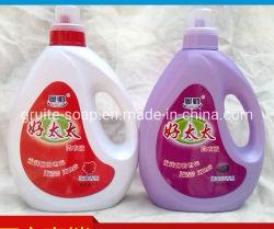 La fábrica de detergente líquido de lavado de ropa