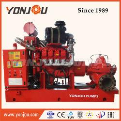 Дизельный двигатель Cummins пожарный насос Nfpa, дизельный двигатель пожарных водяной насос