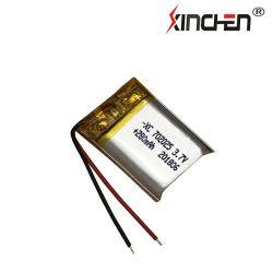 3,7 В 702030 380 Мач литий-ионный аккумулятор с возможностью индивидуального подбора литий-полимерную батарею