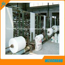 Прозрачная трубка PP тканого лист мешок рулон ткани ткани
