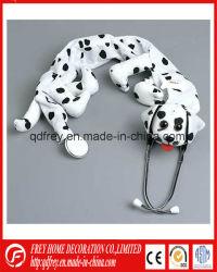 Merveilleux produit médical Décoration de chien de couvercle de jouets en peluche