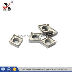 Inserts de CNC Ccgt carbure carbure en tournant les inserts pour l'aluminium