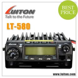 Rádio portátil VHF/UHF Lt-580 Rádio de Duas Vias