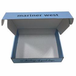 カスタムメイドの波形配送ボックス