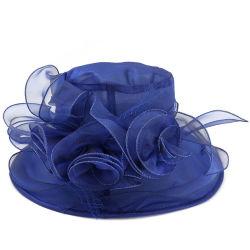 سيادة [شرش] [دربي] [درسّ] [كلوش] قبّعة [فسكينتور] خاصّ بالأزهار [تا برتي] عرس دلو قبّعة