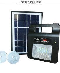 Домашняя солнечного освещения Powersystem 14 аккумуляторный прожектор