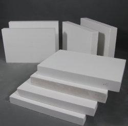 Vuurbestendig Aluminium silicaat Hout vuurvaste Polykristallijne multilite oven isolatie Lowes Vuurbestendige keramische vezelplaat 1700 C.