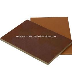 絶縁体のためのフェノール樹脂の綿布の薄板にされたシート