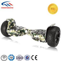 Электрический скутер с 8,5 грязи давление в шинах