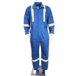 Trabalhos de protecção fr adequados para vestuário de segurança de aramida bombeiro