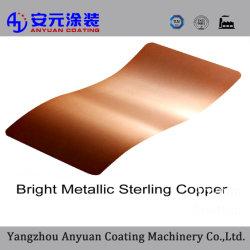 Het Pigment van het aluminium voor de Deklaag van het Poeder