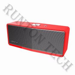 Hopestar H6 Plus d'origine de forme carrée Mini haut-parleur Bluetooth sans fil avec FM Banque d'alimentation