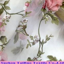 Geen MOQ Afgedrukte Chiffon van de Polyester voor de Stof van de Manier van Dames