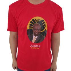 Großhandelszoll, der förderndes Abstimmungdemocrat-Wahl-T-Shirt bekanntmacht