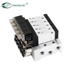 Alta qualidade de tipo SMC Sy3000-7000 Solenóide do Corpo da Válvula do Coletor da Válvula pneumática