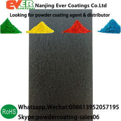 Beschaffenheits-Friktions-Puder-Schicht des Eisen-/des Stahl-Shelf/Rack/Gate/Door elektrostatische Spray-Wasser-Wave/Leather