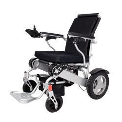 경량 전동 접이식 전동 휠체어(CE 및 FDA 포함