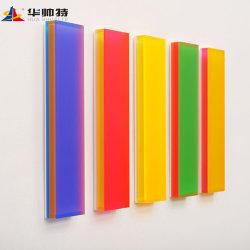 strato luminoso dell'acrilico di colori di scintillio di alta qualità di 8FT x di 4FT