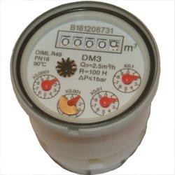 Der Fabrik-Mechanismus-Wasser-Messinstrument-Teile direkt 15mm -50mm für Soem