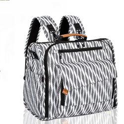Diaper Bag большой поддержки детского Stroller, преобразуется в женская сумка