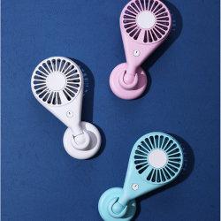 De mini Handbediende Giften van de Ventilator met LEIDEN van de Kleur Licht