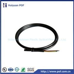 Ccvz2-1.0/2.2/7.0-4 retardateur de flamme POF PVC Câble de communication