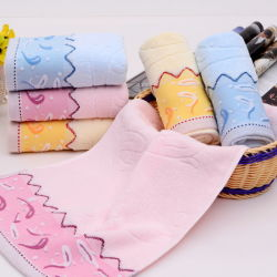 Het Schoonmakende Bamboe Eco Vriendschappelijke Microfiber van de handdoek