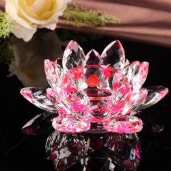 زهرة اللوتس الوردي زهرة كاندلتيك