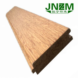 Le mildiou preuve carbonisé Fsc volet recouvert de tissus de cheval de bambou planche stable
