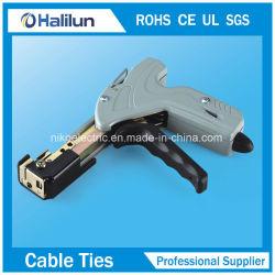Edelstahl-Kabelbinder-Gewehr für Streifenbildungs-Kabel