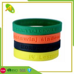 L'énergie USB Cadeau personnalisé Bracelet Bracelet en silicone (025)