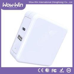 57W de tipo C Pd Adaptador de alimentación para el MacBook y otros portátiles