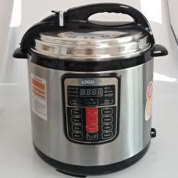Casa de vários aparelhos não eléctricos Stick Panela de pressão de Aço Inoxidável Panela de pressão 12L importados Panela de Pressão do puxador da tampa para carne Alta Panela de Pressão