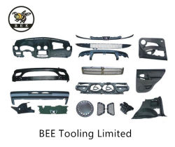Moldes de injeção de peças para automóveis, peças de automóveis, acessórios para automóvel, Auto Acessórios, partes separadas de plástico