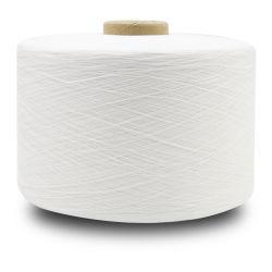 100% de fios de algodão puro para tricotar