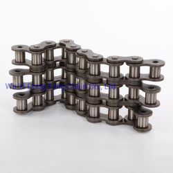 Hardware standard della catena del rullo del prodotto di breve precisione d'acciaio calda del passo